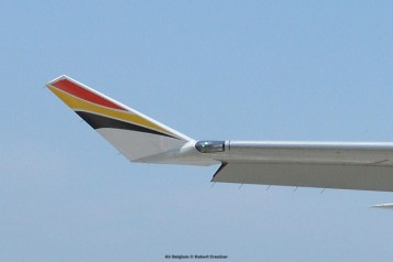 DSC_3266 Air Belgium © Hubert Creutzer
