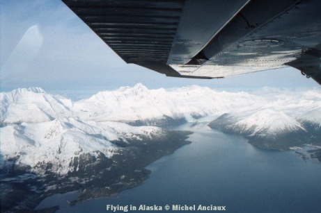img309 Flying in Alaska © Michel Anciaux