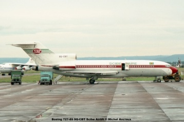 img114 Boeing 727-89 9Q-CBT Scibe Airlift © Michel Anciaux