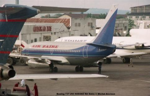 img136 Boeing 737-293 N464AC Air Zaire © Michel Anciaux