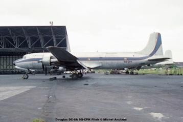 img16 Douglas DC-6A 9Q-CPK Filair © Michel Anciaux