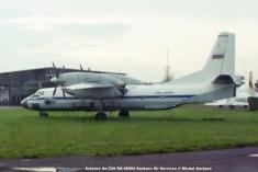 img160 Antonov An-32A RA-48094 Sankuru Air Services © Michel Anciaux