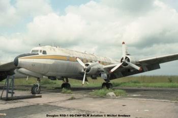img191 Douglas R5D-1 9Q-CWP GLM Aviation © Michel Anciaux