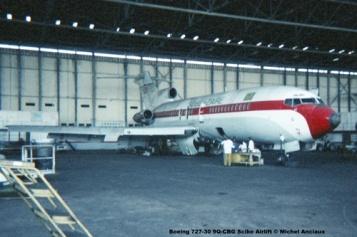 img199 Boeing 727-30 9Q-CBG Scibe Airlift © Michel Anciaux