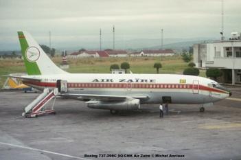 img220 Boeing 737-298C 9Q-CNK Air Zaire © Michel Anciaux