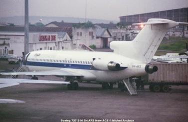 img239 Boeing 727-214 5H-ARS New ACS © Michel Anciaux