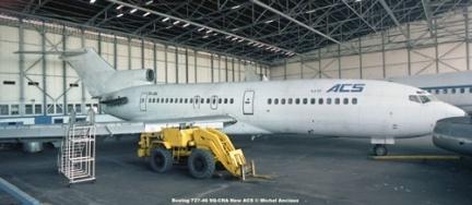 img247 Boeing 727-46 9Q-CRA New ACS © Michel Anciaux
