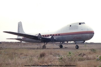 img252 Aviation Traders ATL-98 Carvair 9Q-CTI Transair Cargo © Michel Anciaux