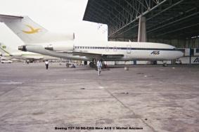 img266 Boeing 727-30 9Q-CRG New ACS © Michel Anciaux