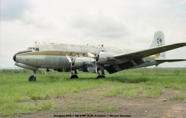 img268 Douglas R5D-1 9Q-CWP GLM Aviation © Michel Anciaux