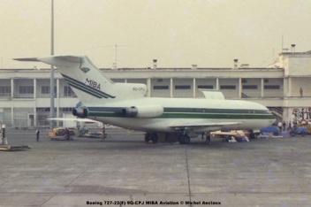 img275 Boeing 727-22(F) 9Q-CPJ MIBA Aviation © Michel Anciaux