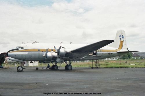 img34 Douglas R5D-1 9Q-CWP GLM Aviation © Michel Anciaux