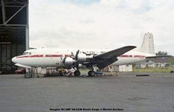 img35 Douglas DC-6BF 9Q-CCM Kinair Cargo © Michel Anciaux