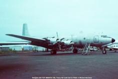 img459 Douglas DC-7CF N869TA TAL Trans Air Link lsd to Filair © Michel Anciaux