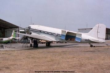 img67 Douglas C-47A 9Q-CTR UNIBRA © Michel Anciaux