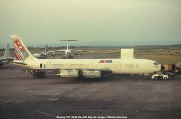 img83 Boeing 707-323C EL-JNS Sky Air Cargo © Michel Anciaux