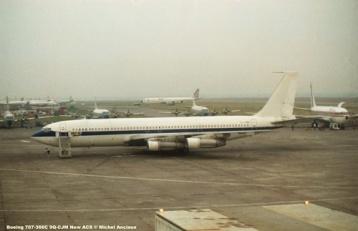 img91 Boeing 707-366C 9Q-CJM New ACS © Michel Anciaux