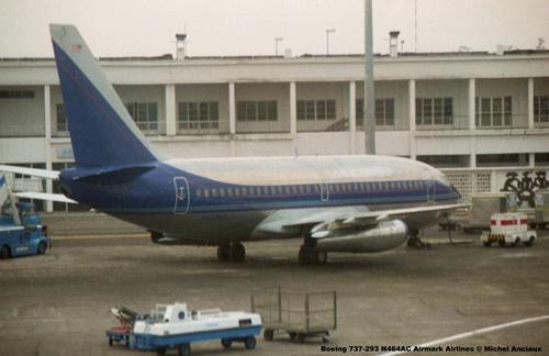img93 Boeing 737-293 N464AC Airmark Airlines © Michel Anciaux