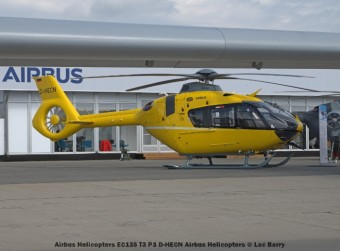 DSC04073 Airbus Helicopters EC135 T3 P3 D-HECN Airbus Helicopters © Luc Barry