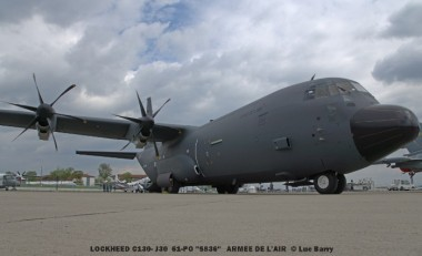 DSC04146 LOCKHEED C130- J30 61-PO ''5836'' ARMEE DE L_AIR © Luc Barry