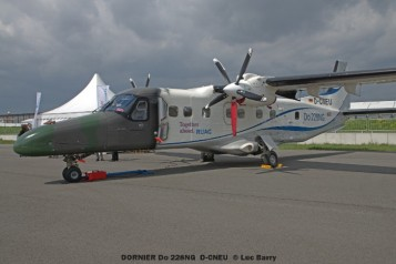 DSC04151 DORNIER DO228NG D-CNEU © Luc Barry