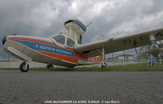 DSC04158 LAKE BUCCANEER LA4-200 D-EALG © Luc Barry