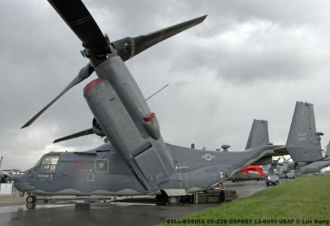 DSC04349 BELL-BOEING CV-22B OSPREY 12-0050 USAF © Luc Barry