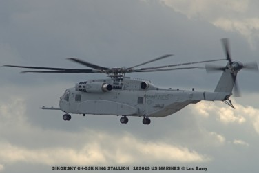 DSC04448 SIKORSKY CH-53K KING STALLION 169019 US MARINES © Luc Barry