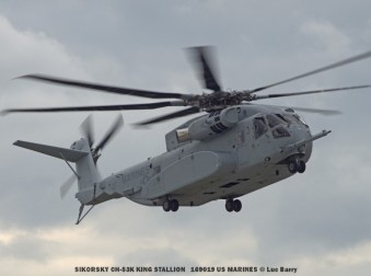 DSC04452 SIKORSKY CH-53 KING STALLION 169019 US MARINES © Luc Barry