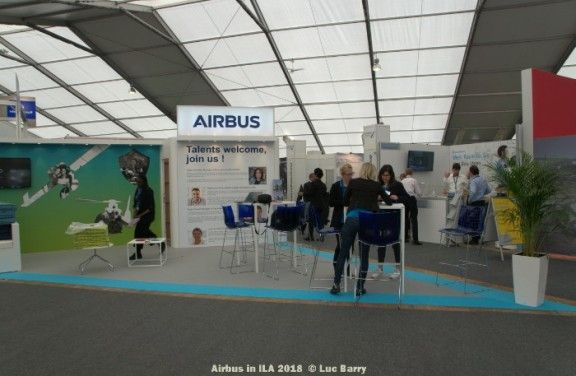 DSC04474 Airbus in ILA 2018 © Luc Barry