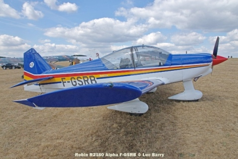 DSC08601 Robin R2160 Alpha F-GSRB © Luc Barry