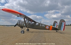 DSC08621 Max Holste MH1521 Broussard ''5-ML'' F-GGKL © Luc Barry