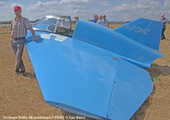 DSC08639 Verhees Delta 2B prototype F-PDHZ © Luc Barry