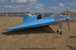 DSC08642 Verhees Delta 2B prototype F-PDHZ © Luc Barry