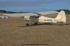DSC08688 Auster J1N Alpha G-ARRL © Luc Barry