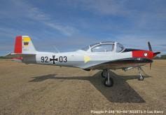 DSC08693 Piaggio P-149 ''92+03'' N52571 © Luc Barry