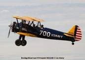 DSC09121 Boeing-Stearman E75 Kaydet N5323N © Luc Barry