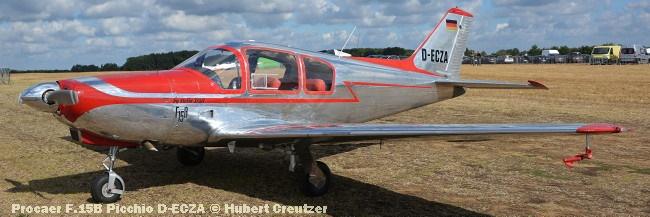 DSC_4481 Procaer F.15B Picchio D-ECZA © Hubert Creutzer