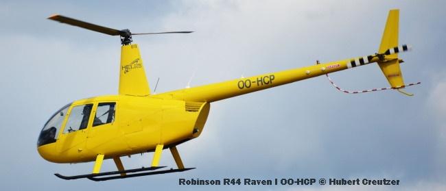 DSC_4487 Robinson R44 Raven I OO-HCP © Hubert Creutzer