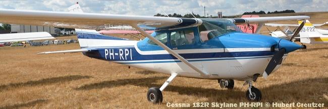 DSC_4513 Cessna 182R Skylane PH-RPI © Hubert Creutzer