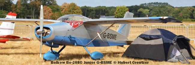 DSC_4514 Bolkow Bo-208C Junior G-BSME © Hubert Creutzer