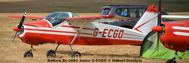 DSC_4515 Bolkow Bo-208C Junior G-ECGO © Hubert Creutzer