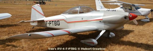 DSC_4525 Vans RV-4 F-PTBG © Hubert Creutzer
