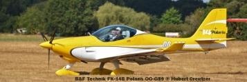 DSC_4536 B & F Technik FK-14B Polaris OO-G89 © Hubert Creutzer