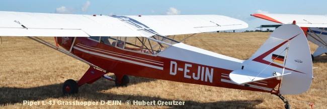 DSC_4567 Piper L-4J Grasshopper D-EJIN © Hubert Creutzer