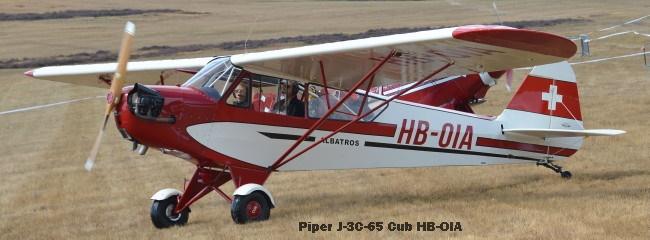 DSC_4570 Piper J-3C-65 Cub HB-OIA