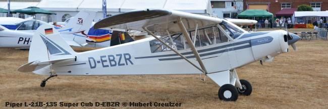 DSC_4571 Piper L-21B-135 Super Cub D-EBZR © Hubert Creutzer