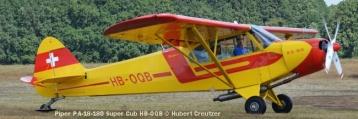 DSC_4572 Piper PA-18-180 Super Cub HB-OQB © Hubert Creutzer