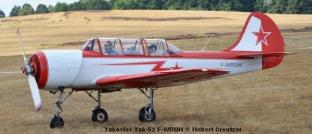 DSC_4582 Yakovlev Yak-52 F-WRUH © Hubert Creutzer