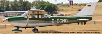 DSC_4591 Reims-Cessna FR172H Reims Rocket D-ECMQ © Hubert Creutzer